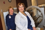 Dr. Elaine Soter (right) and Denise Caram, MHA, have joined with Oklahoma Heart Hospital to help patients with diabetes.